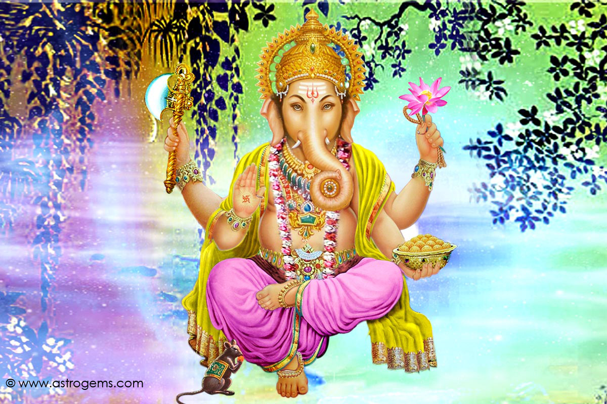 Ganesh Wallpaper New