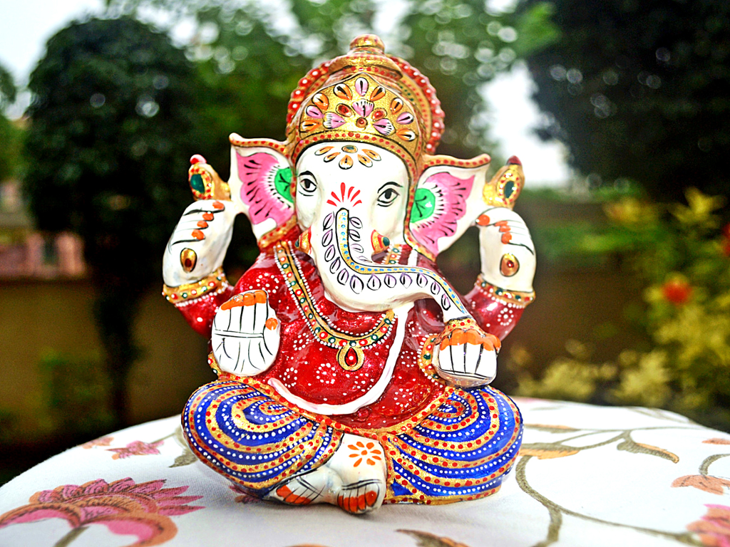 Ganpati HD Wallpaper For Mobile
