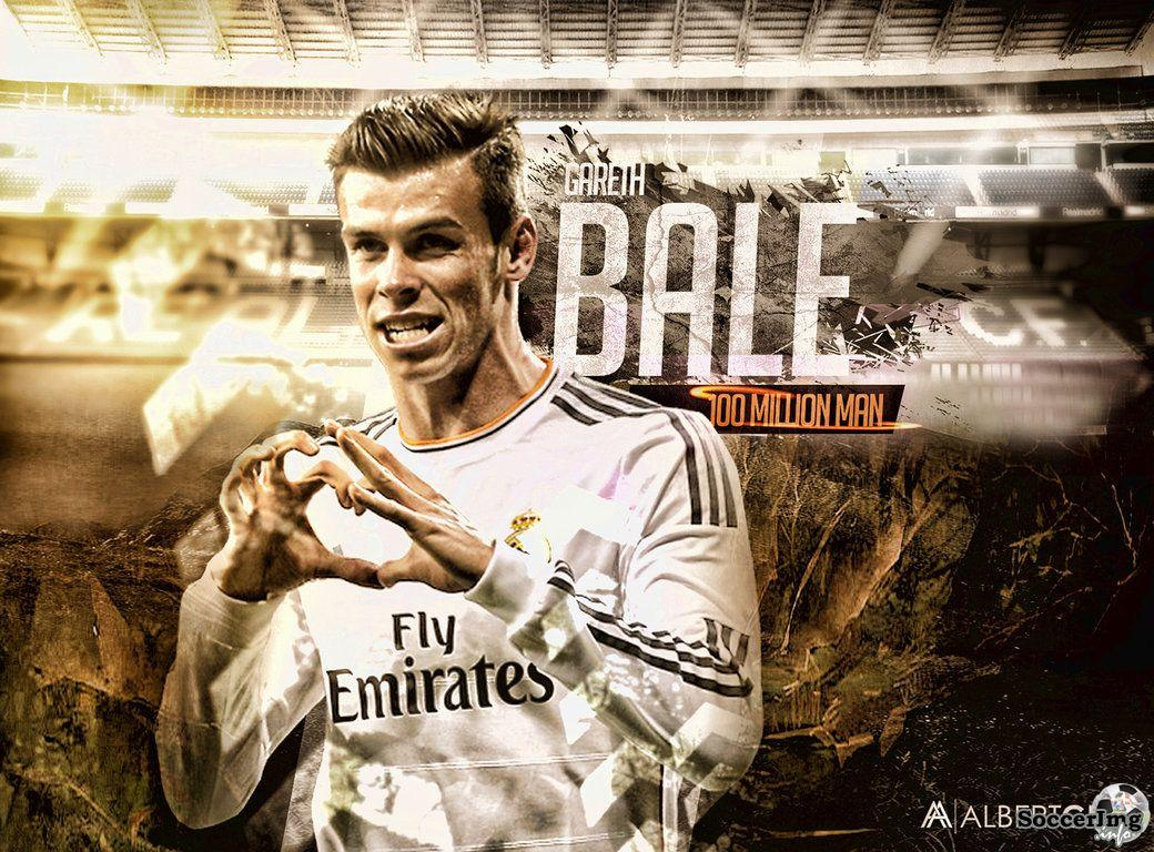 Gareth Bale HD Wallpapers Real Madrid