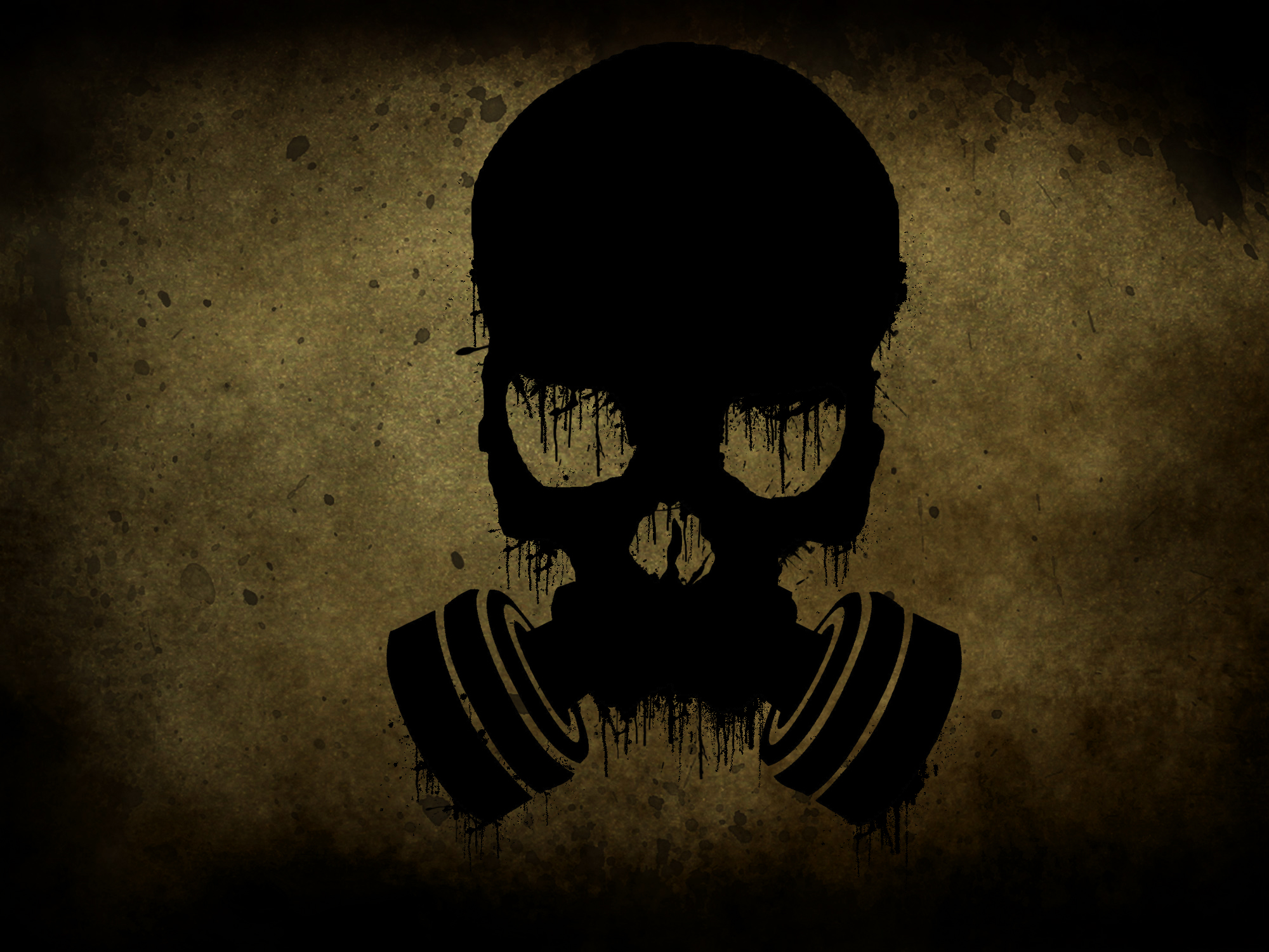Gas Mask HD Wallpaper