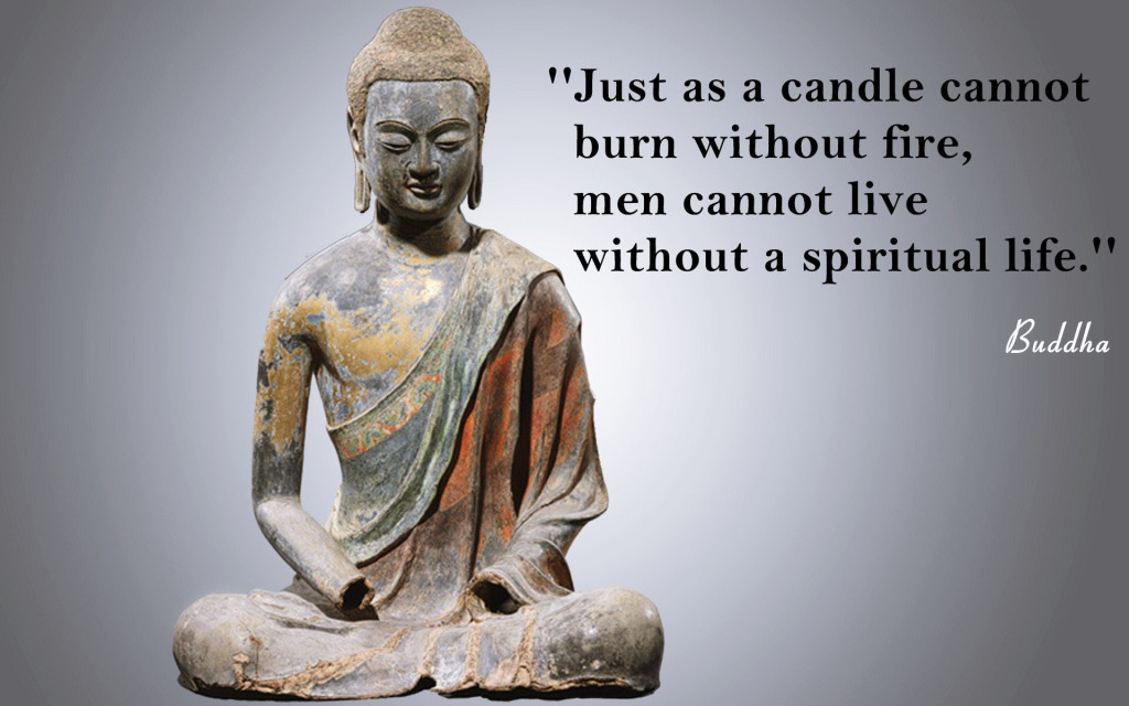 Gautam Buddha Quotes Wallpapers