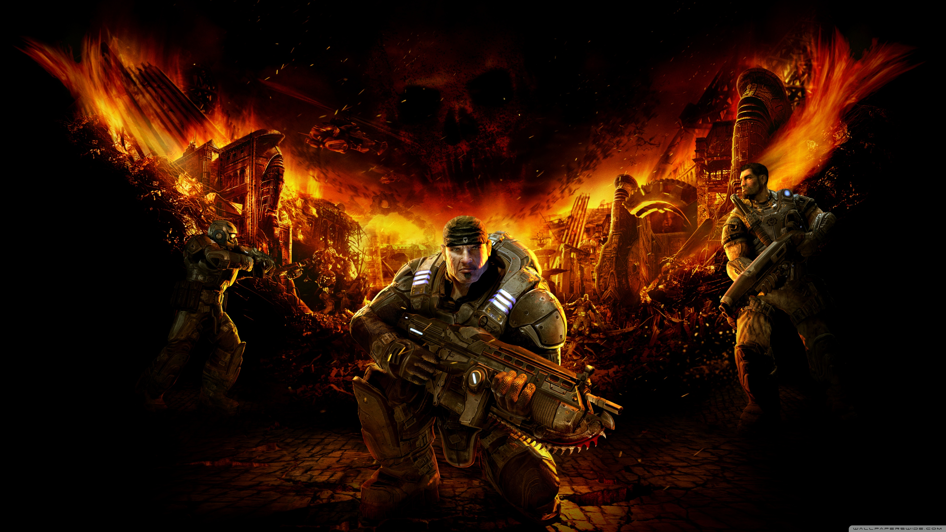 Gears Of War 1 Wallpaper