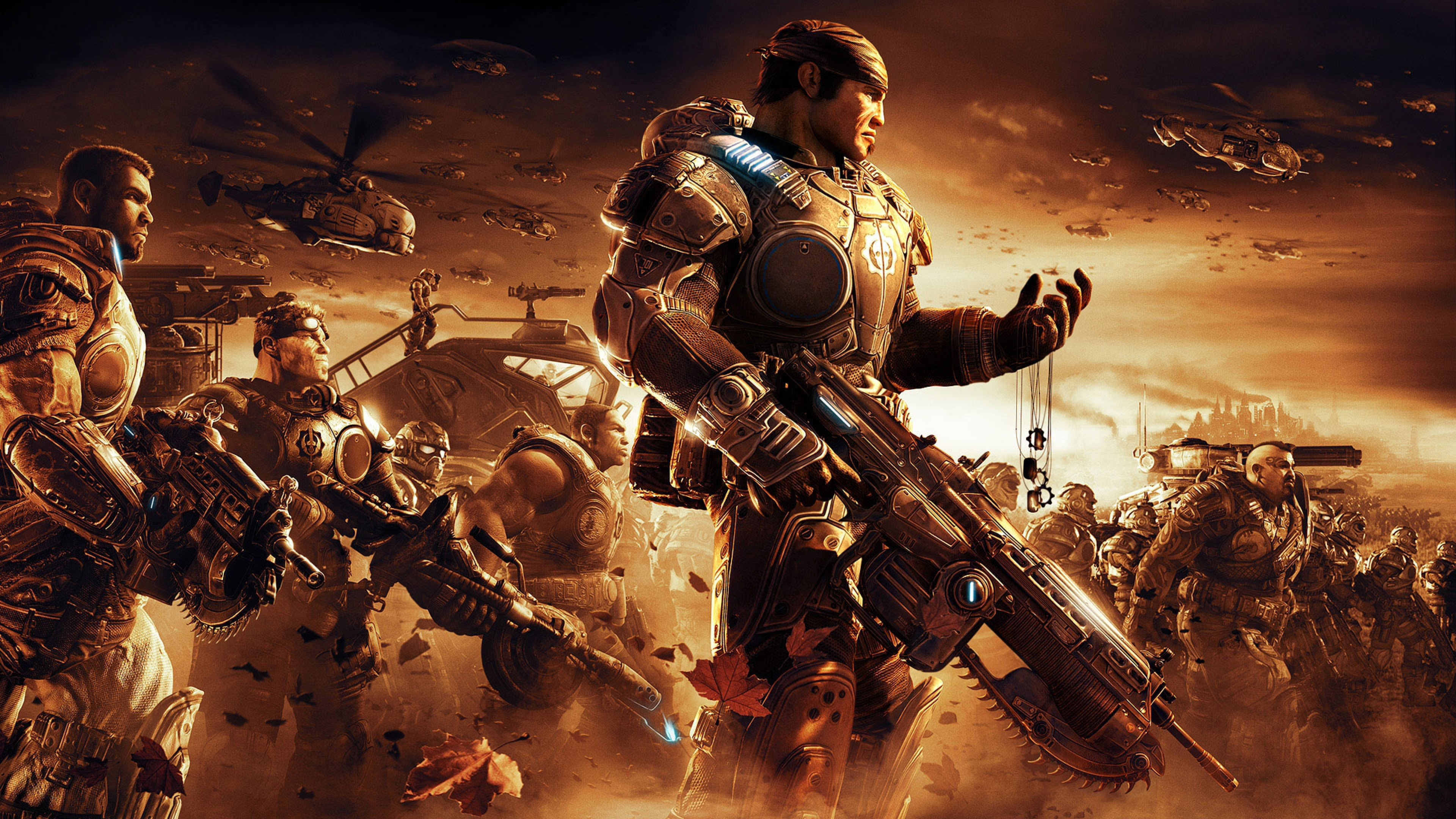 Gears Of War Locust Wallpaper
