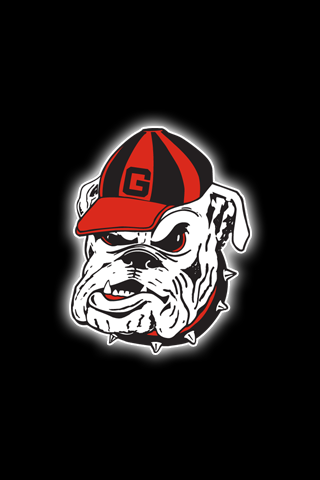 Georgia Bulldog Wallpaper For Iphone