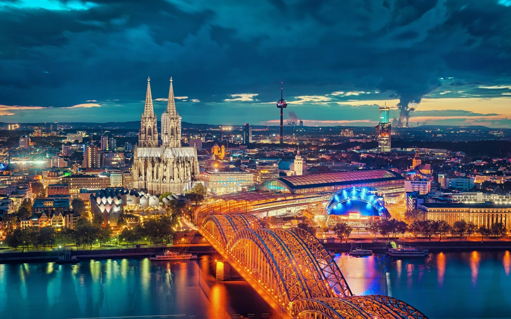 Germany City Wallpaper
