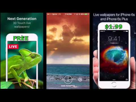Get Live Wallpaper For Iphone
