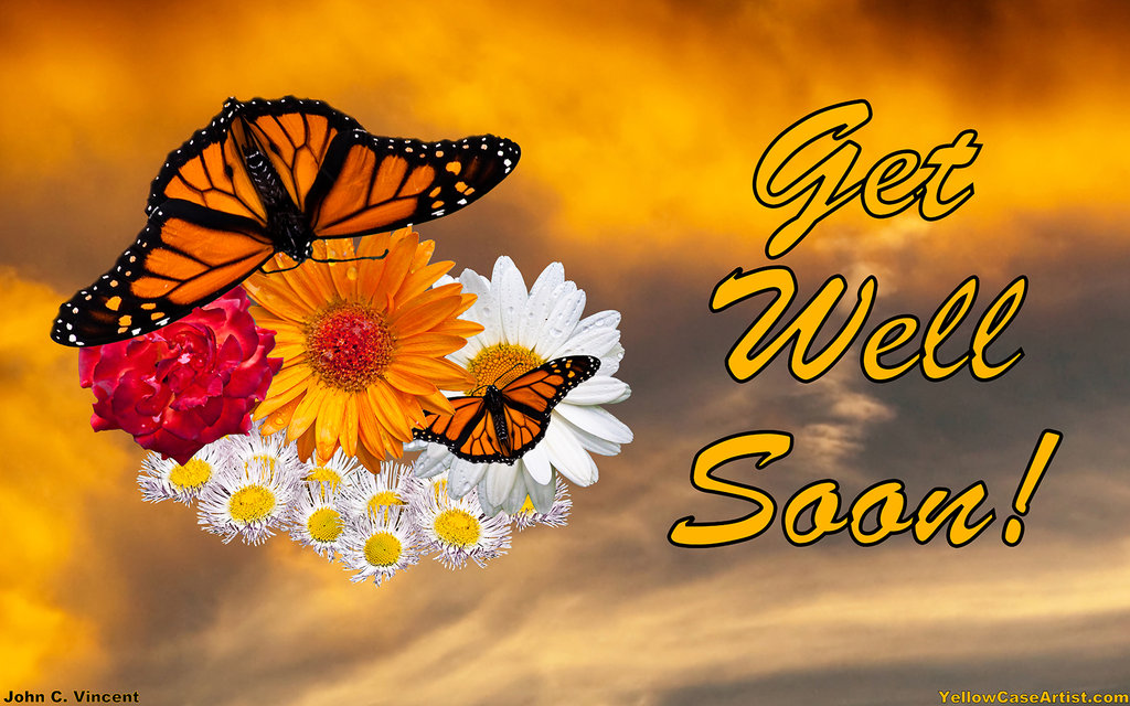 Get Well Soon Wallpaper