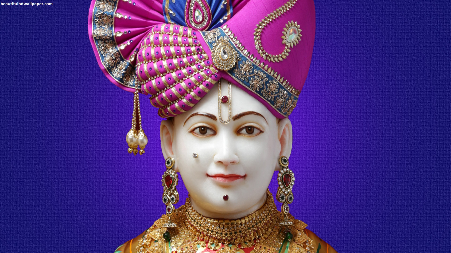 Ghanshyam Maharaj HD Wallpapers Free
