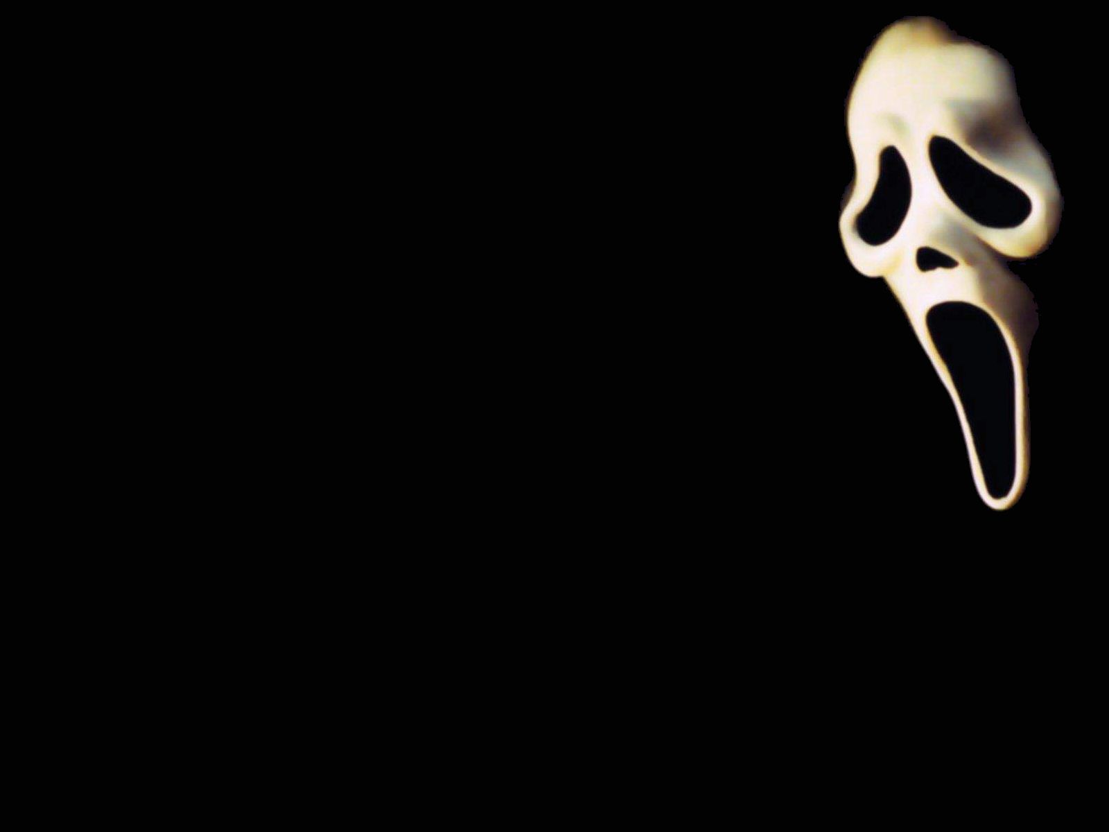 Ghost Face Wallpaper