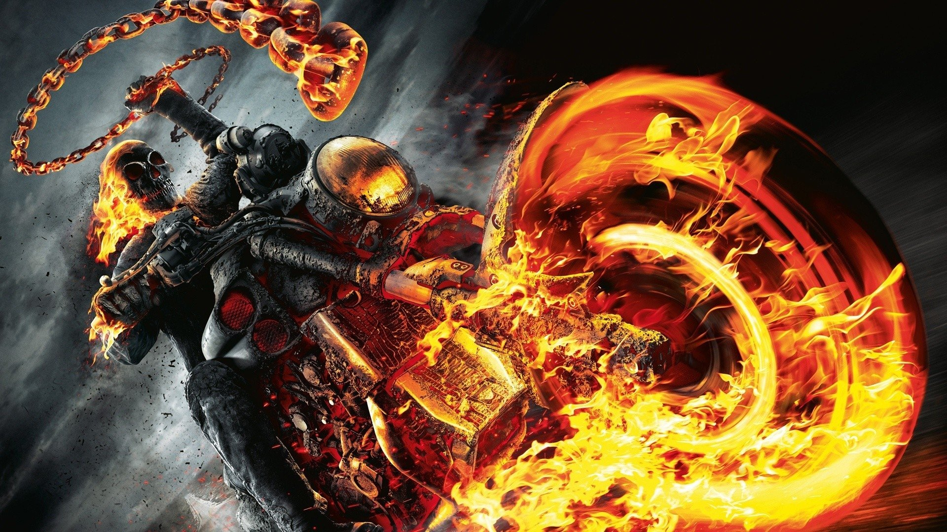 Ghost Rider Pics Wallpapers