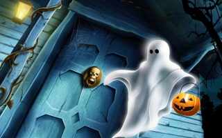 Ghost Wallpaper Download