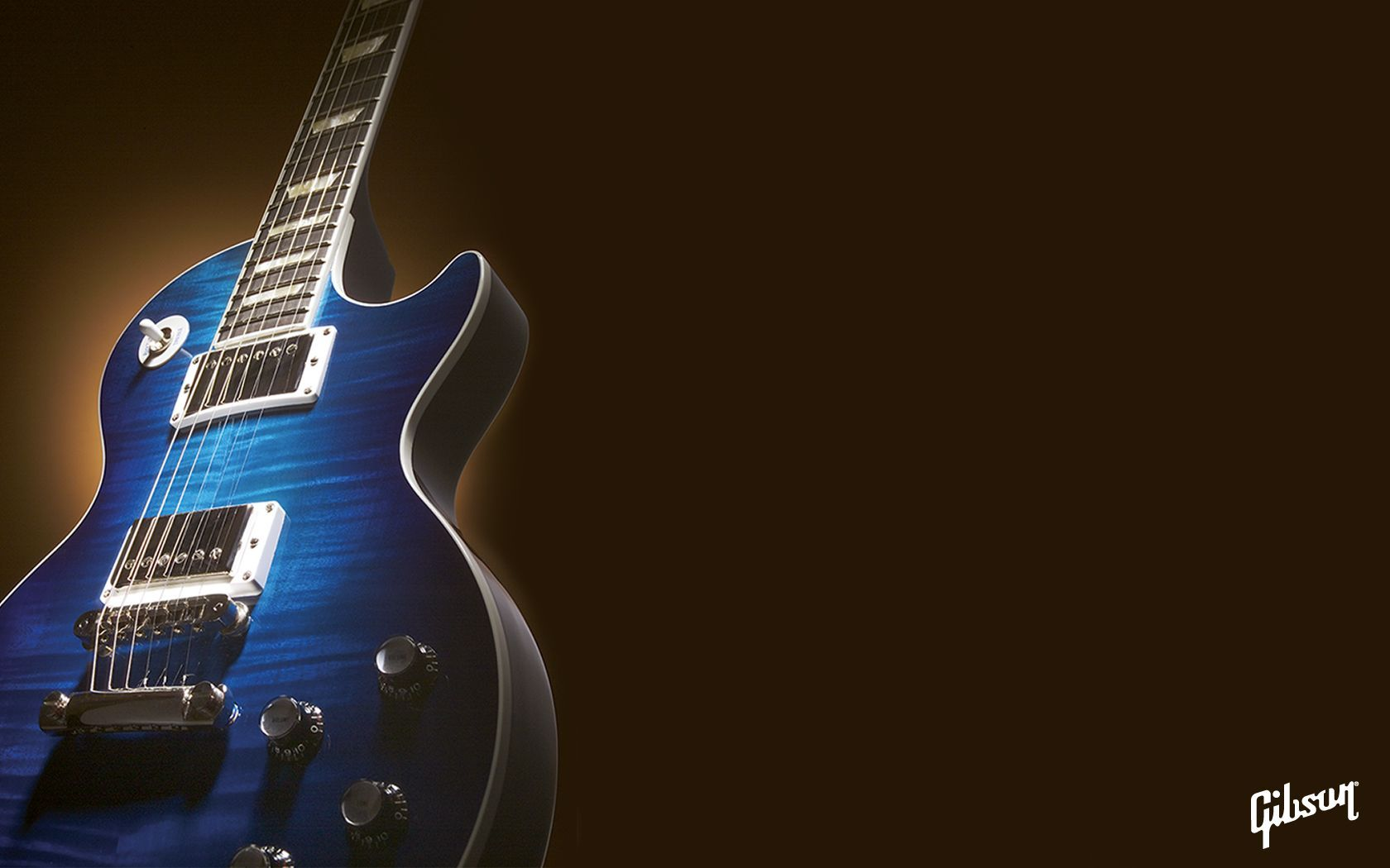 Gibson Guitar Wallpaper
