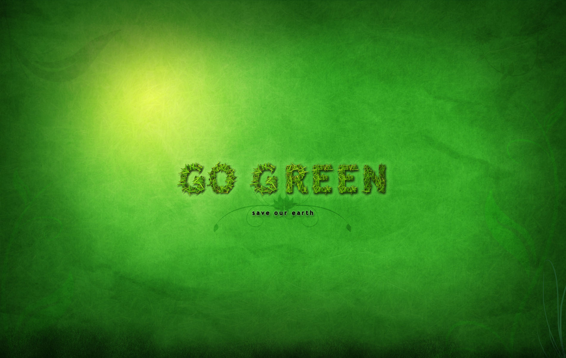 Go Green HD Wallpapers