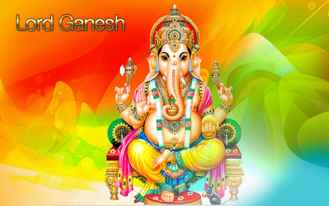 God Ganesh Wallpaper Download
