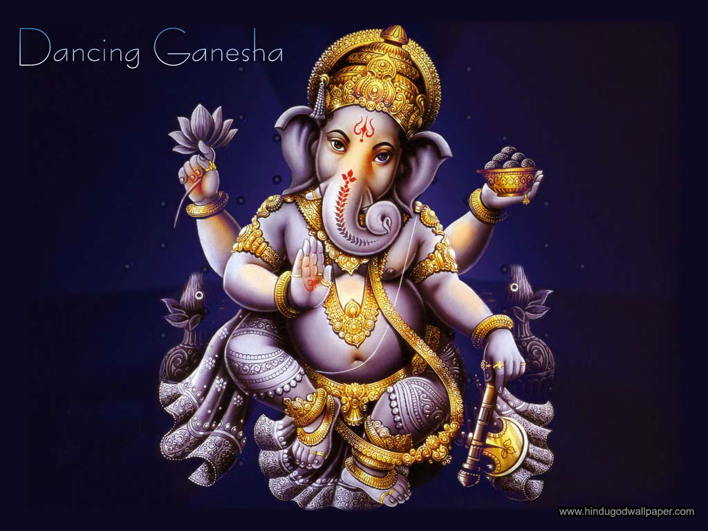 God Ganesh Wallpaper Free Download