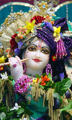 God Krishna Wallpapers For Mobile