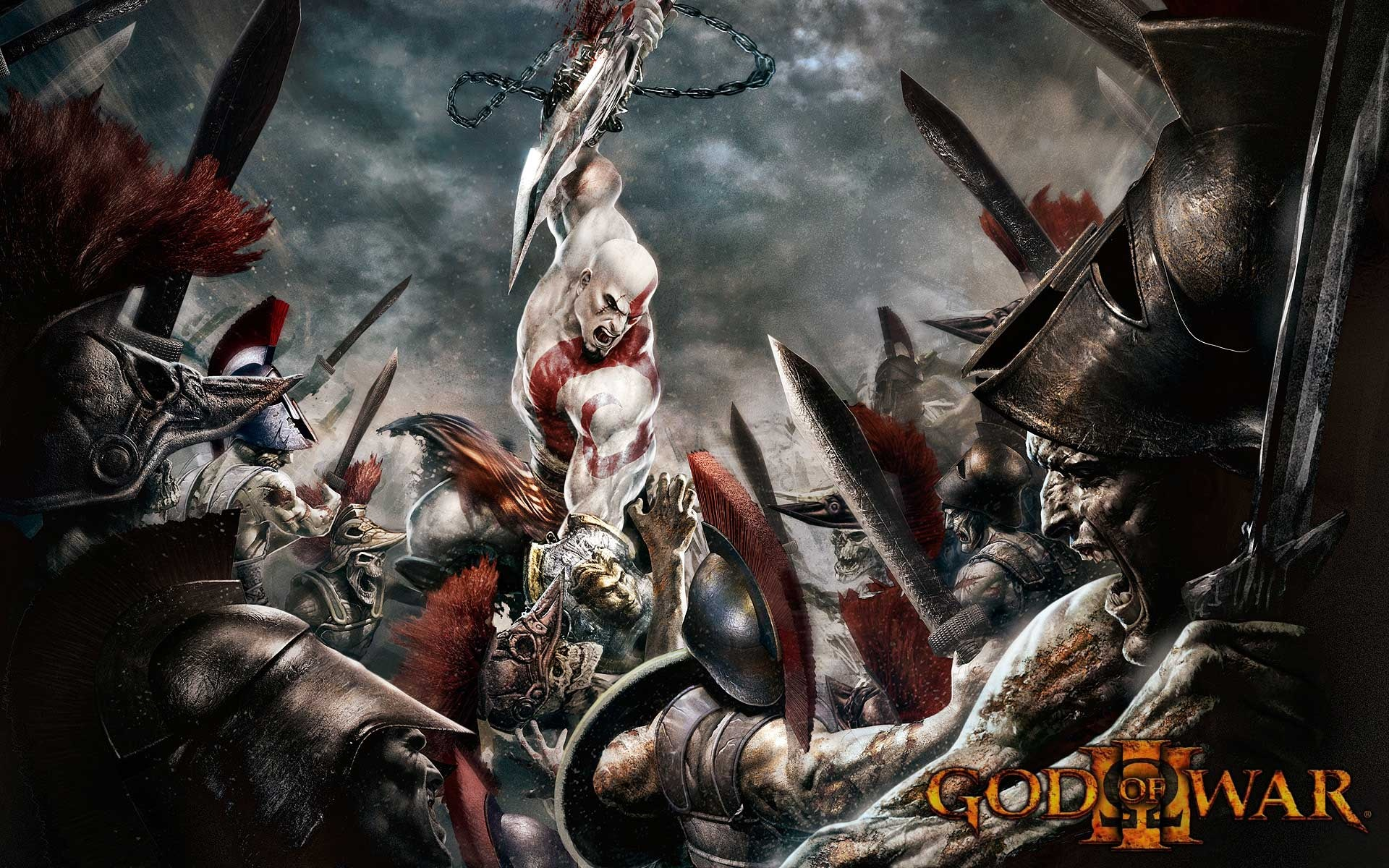 God Of War 3 Wallpaper Download