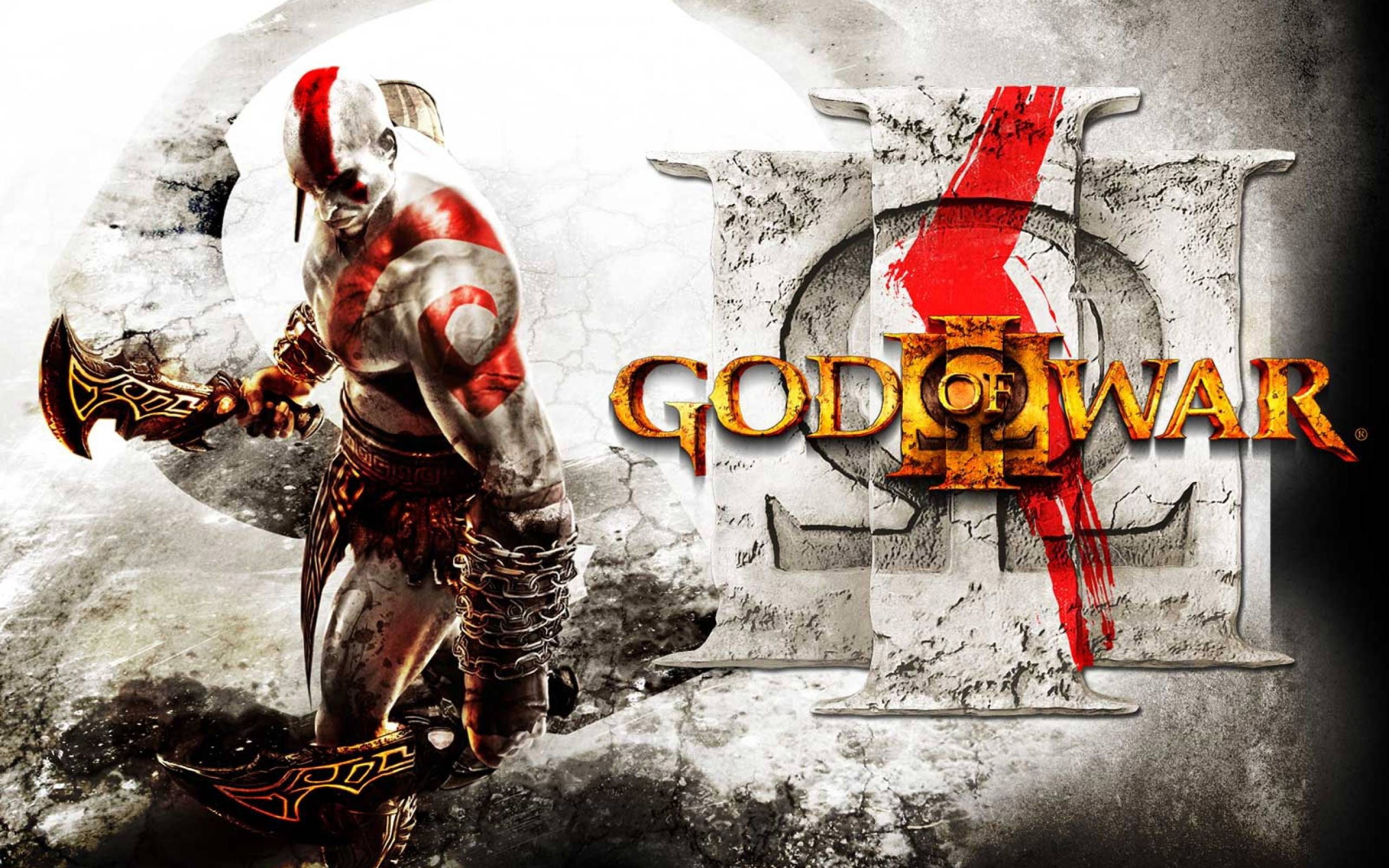 God Of War 3 Wallpaper