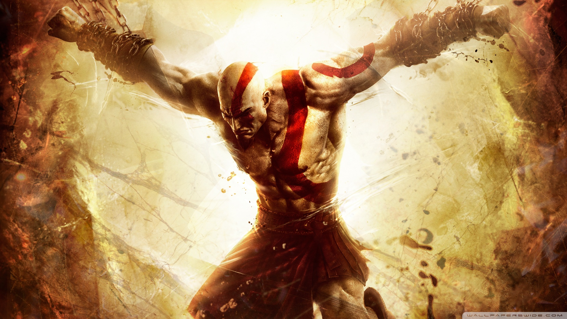 God Of War 4 HD Wallpapers 1080p