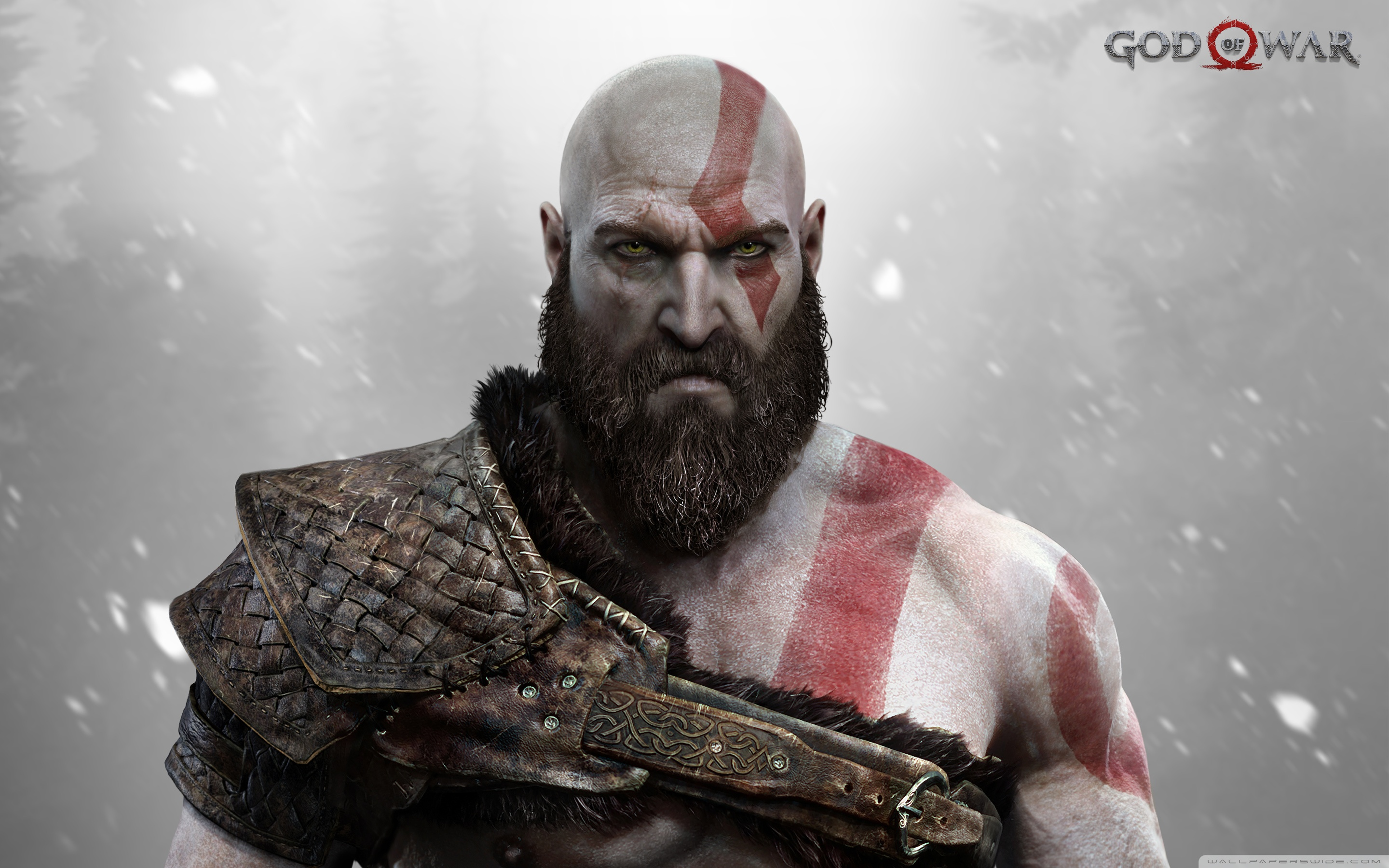 God Of War 4 Wallpaper 1080p