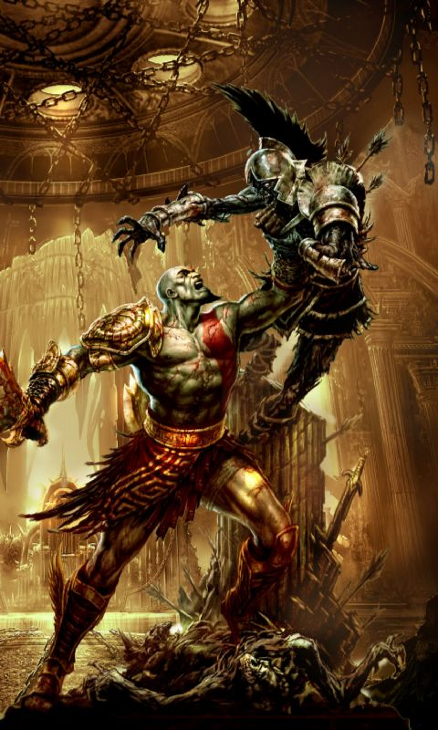 Download God Of War Live Wallpaper For Pc Gallery
