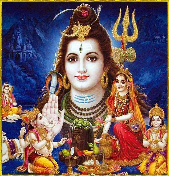 Download God Shiva Family Wallpaper Gallery