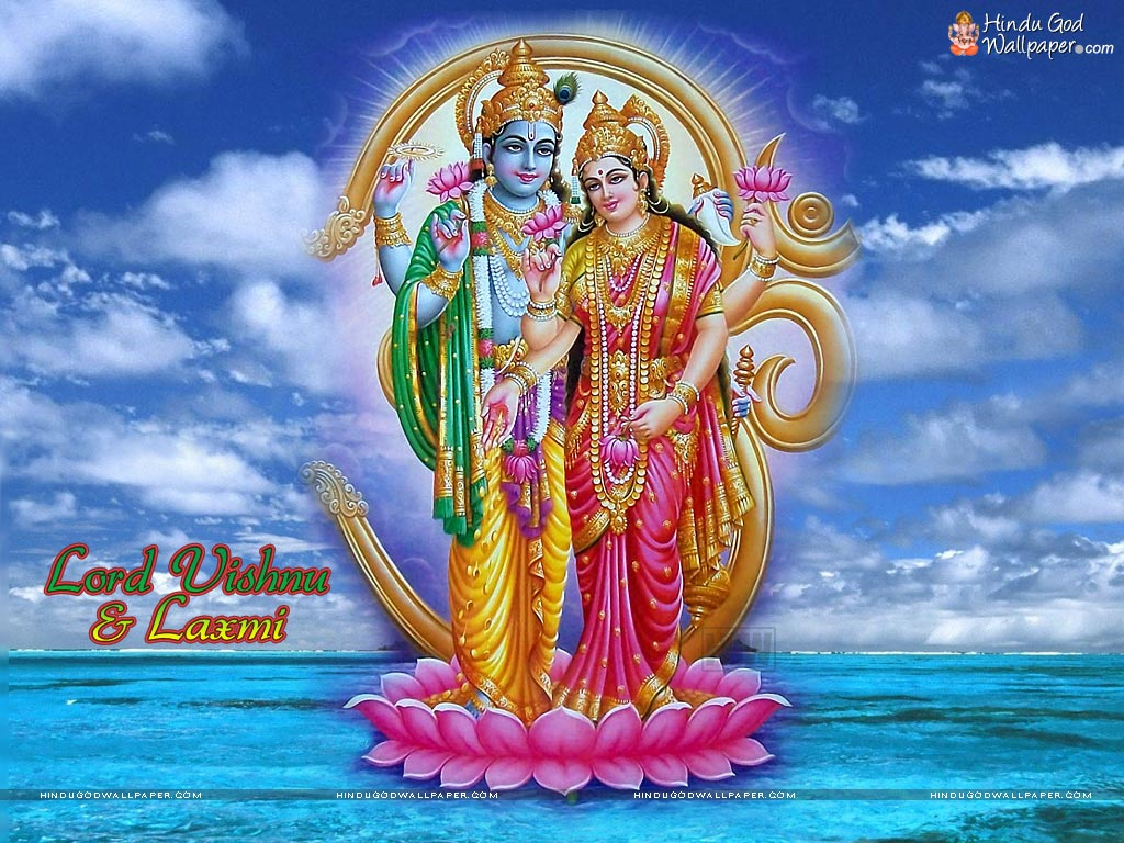 God Vishnu Wallpapers Free Download
