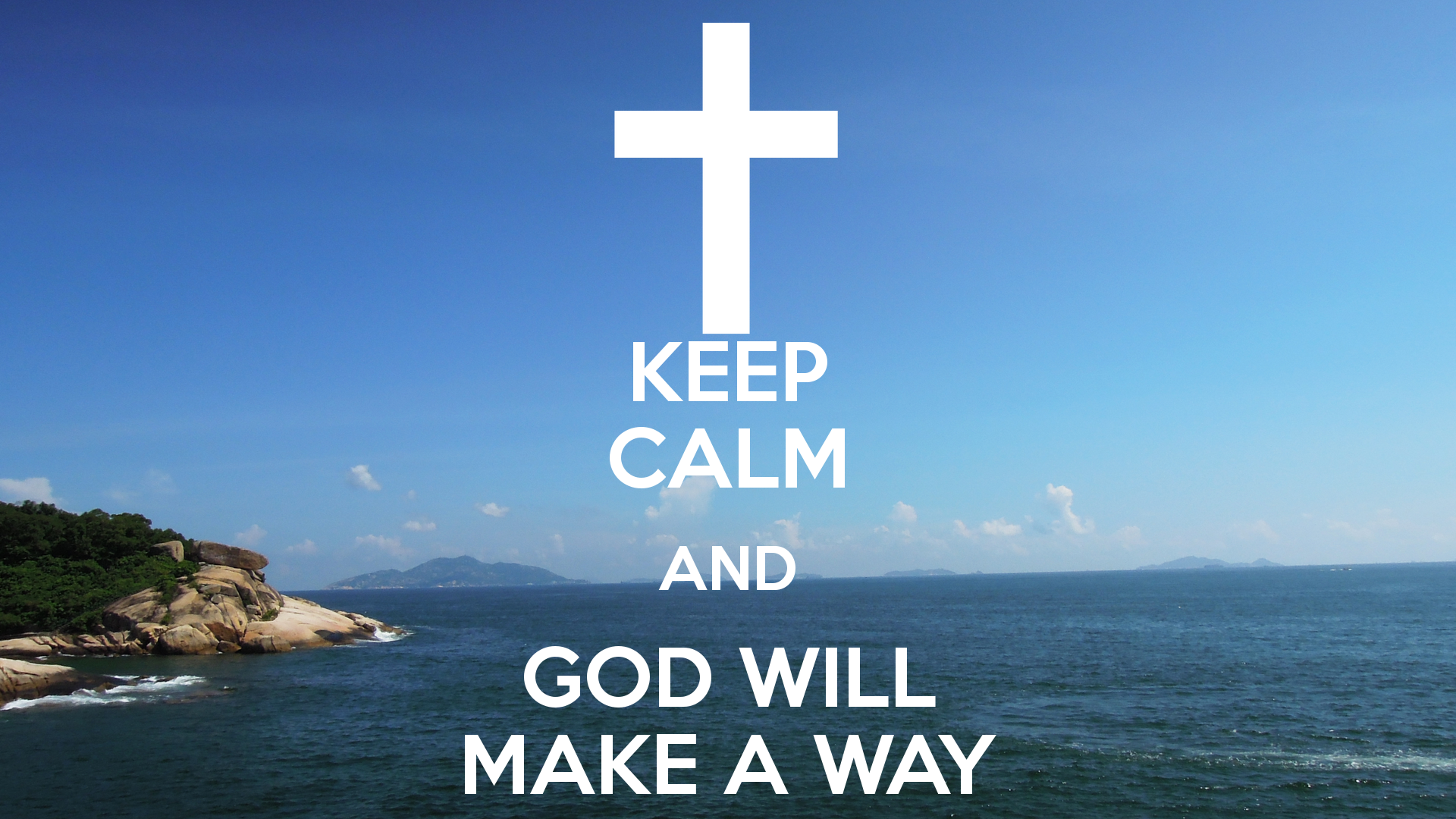 Download God Will Make A Way Wallpaper Gallery