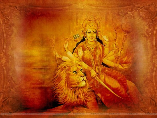 Goddess Durga Wallpapers For Mobile