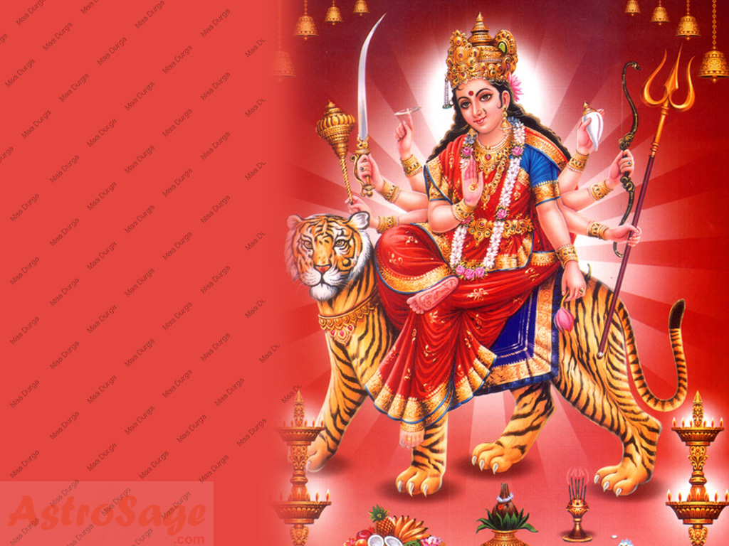 Goddess Durga Wallpapers Free Download