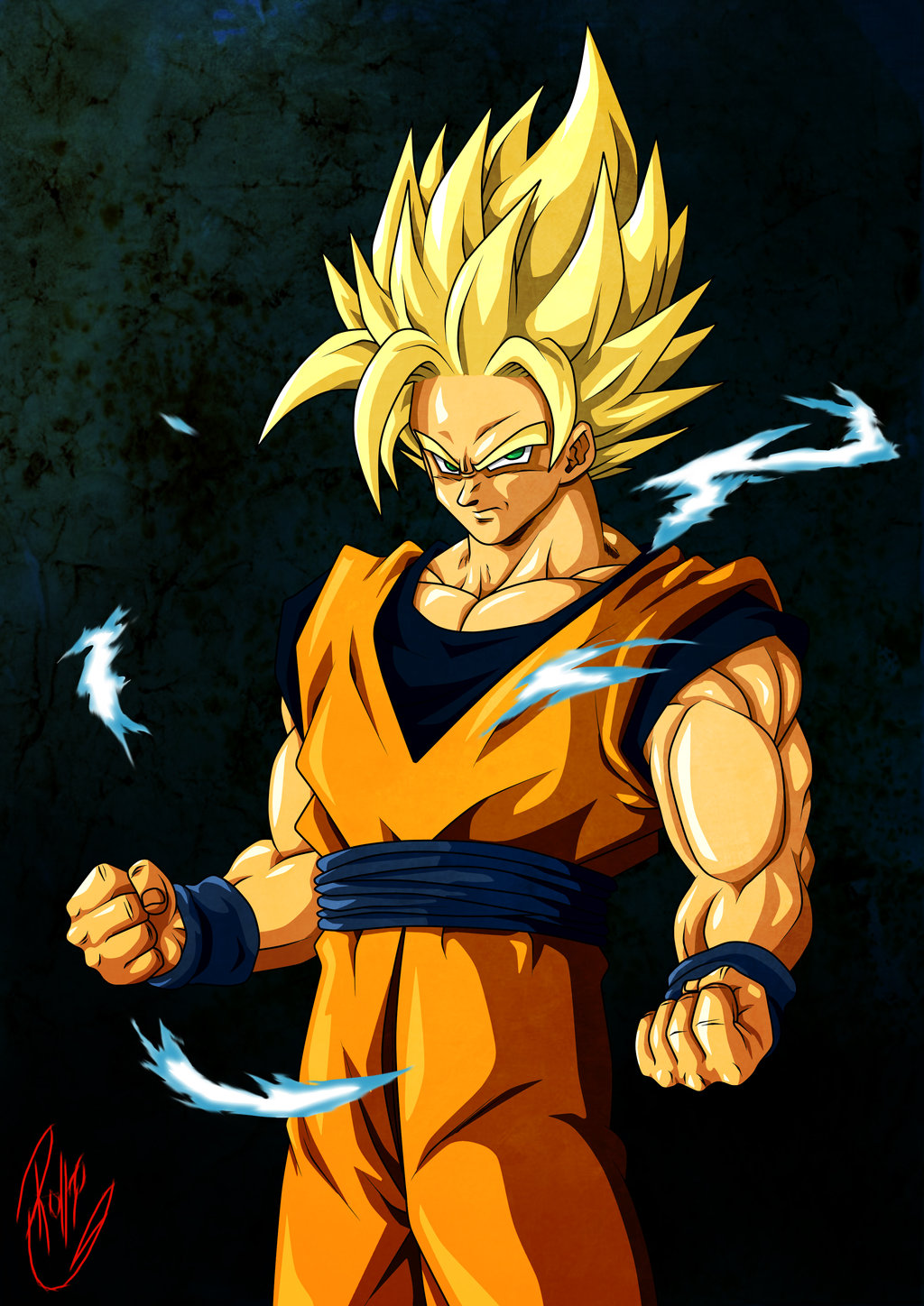 Download goku super saiyan 10 wallpapers gallery - Super sayen 10 ...