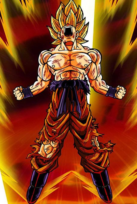 Goku Super Saiyan Wallpapers Free Download