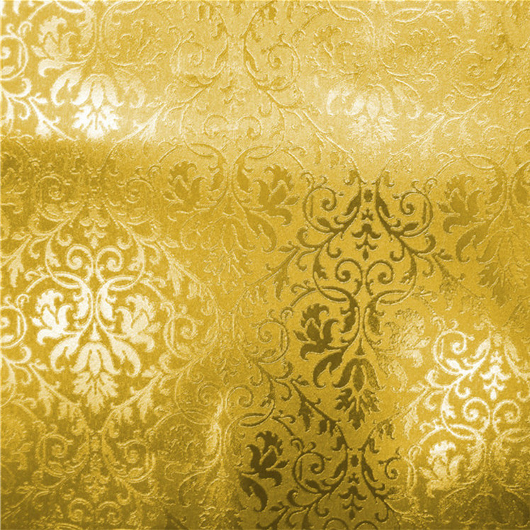 Gold And Silver Metallic Wallpaper