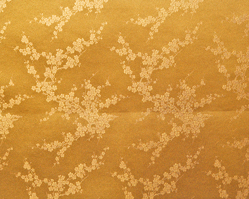 Gold Blossom Wallpaper