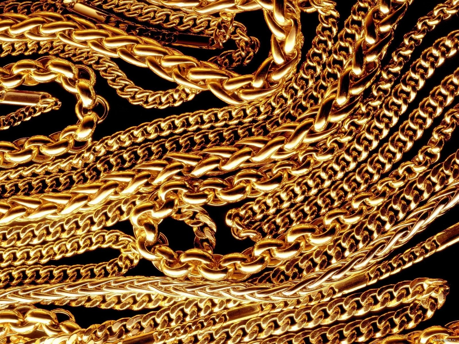 Download Gold Chain Wallpaper Gallery
