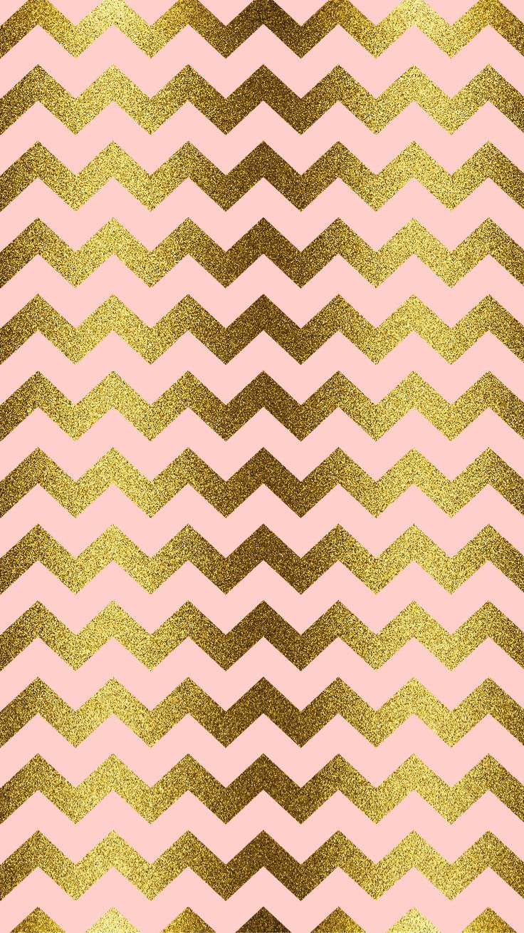 Download Gold Glitter Chevron Wallpaper Gallery