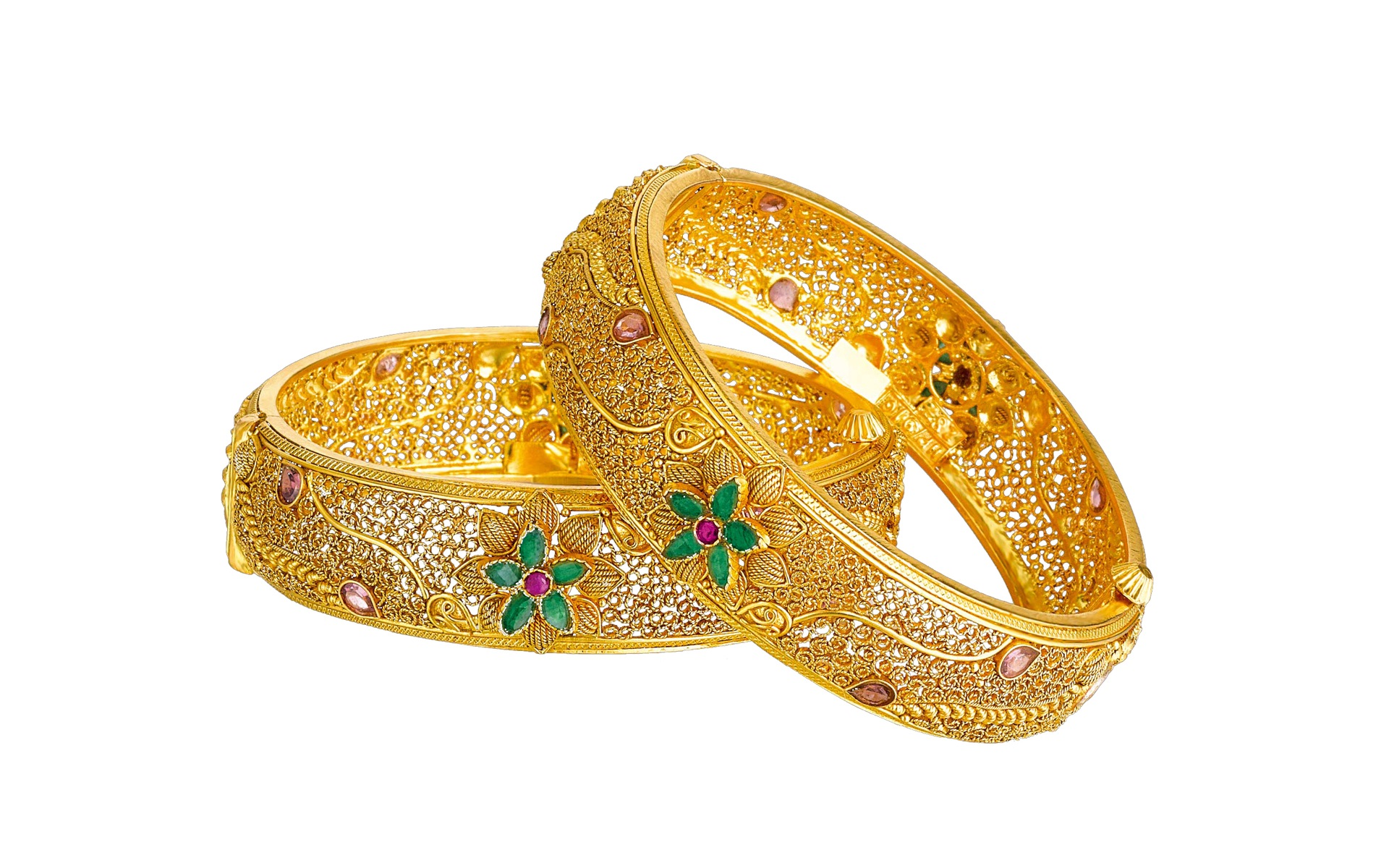 Gold Jewellery Designs Wallpapers