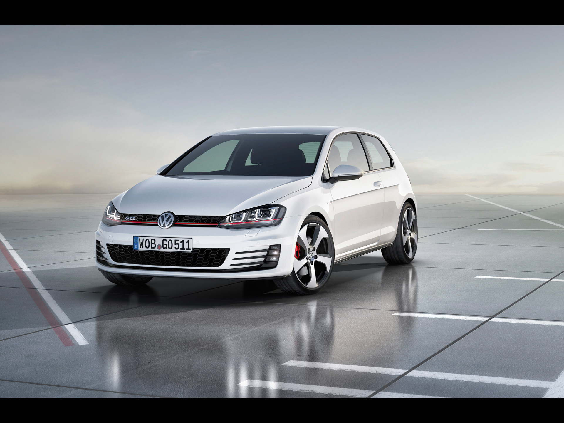 Golf 7 Gti HD Wallpapers