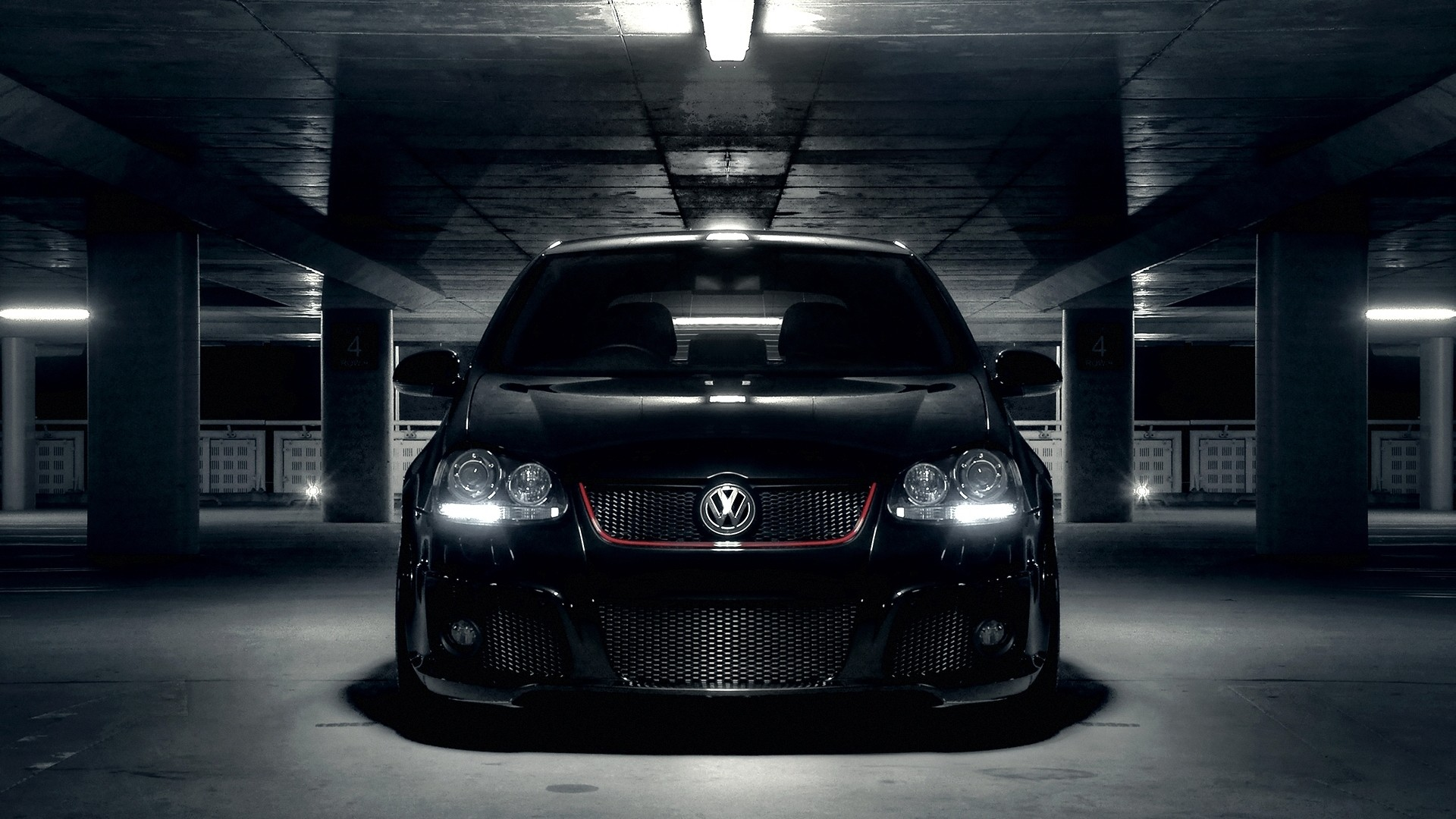 Golf Gti Wallpaper HD