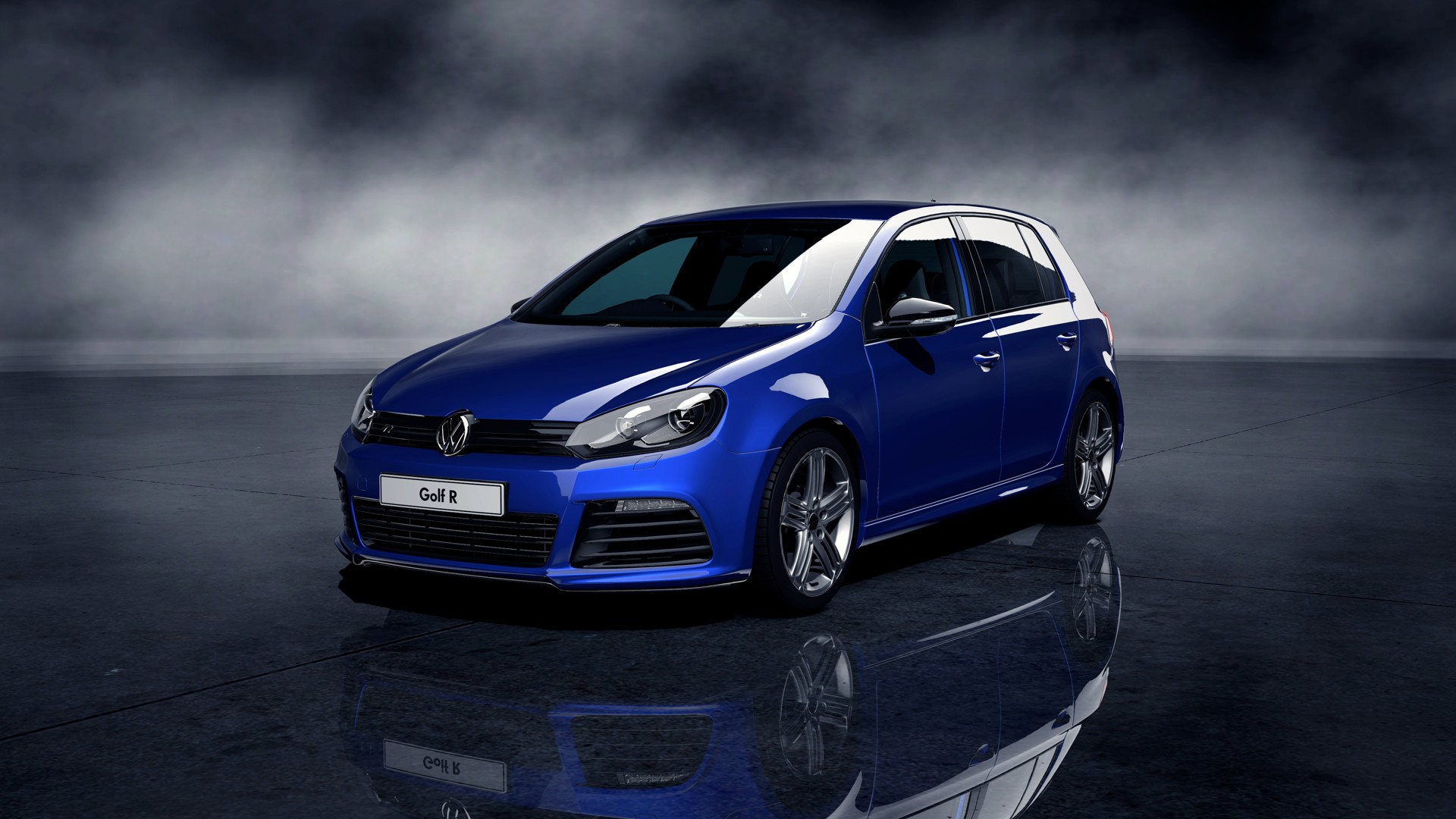 Golf R Wallpaper 1920x1080