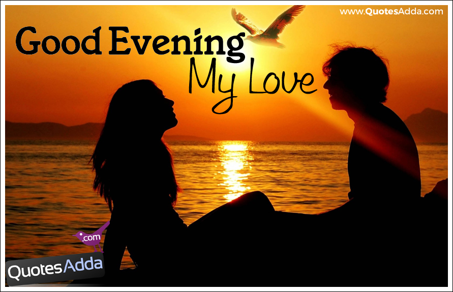 Download Good Evening Love Wallpapers Gallery