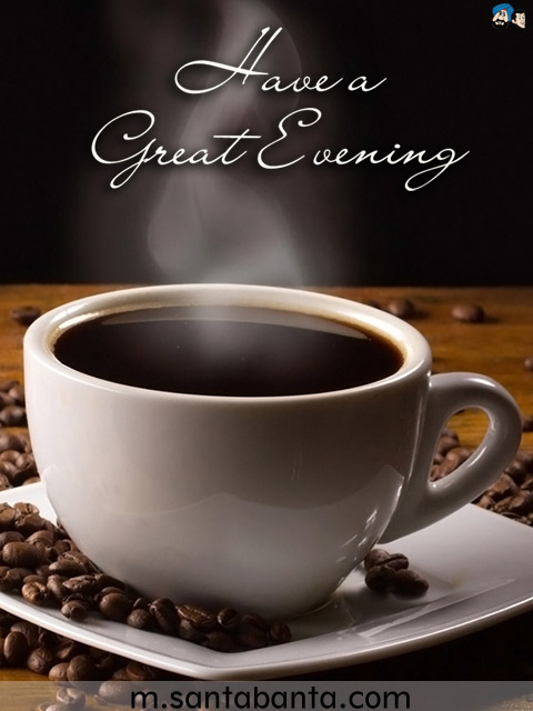 Download Good Evening Tea Wallpaper Gallery