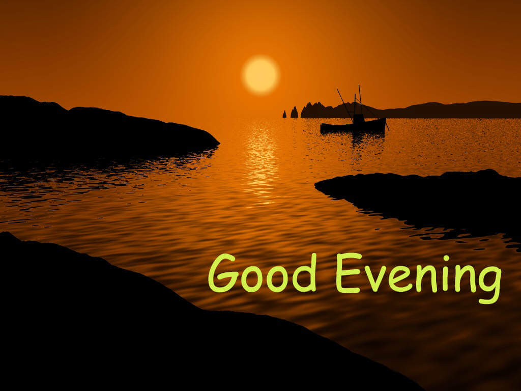 Love Good Evening Hd Wallpaper : Download Good Evening Wallpaper HD Gallery