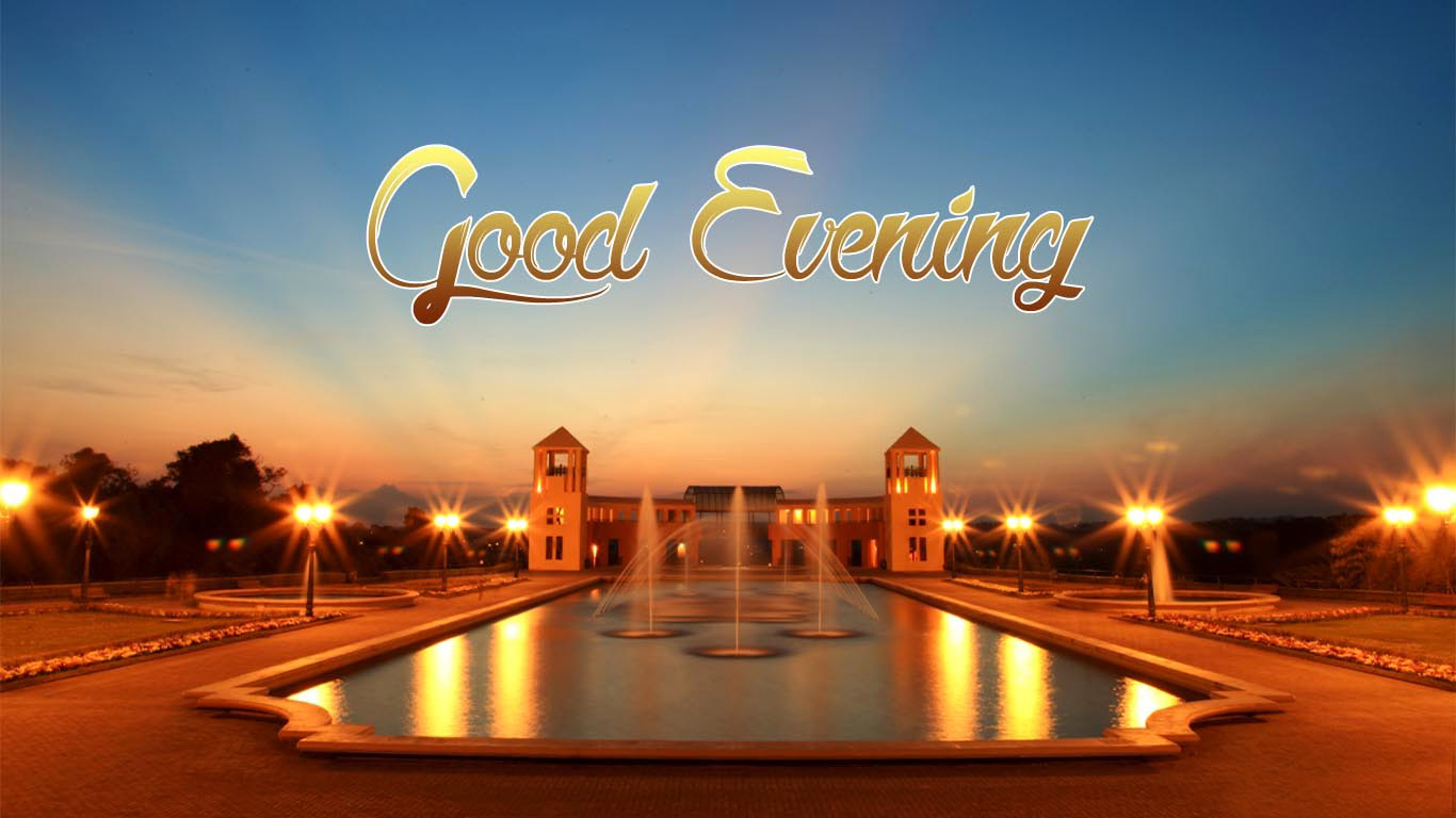Good Evening Wallpaper HD