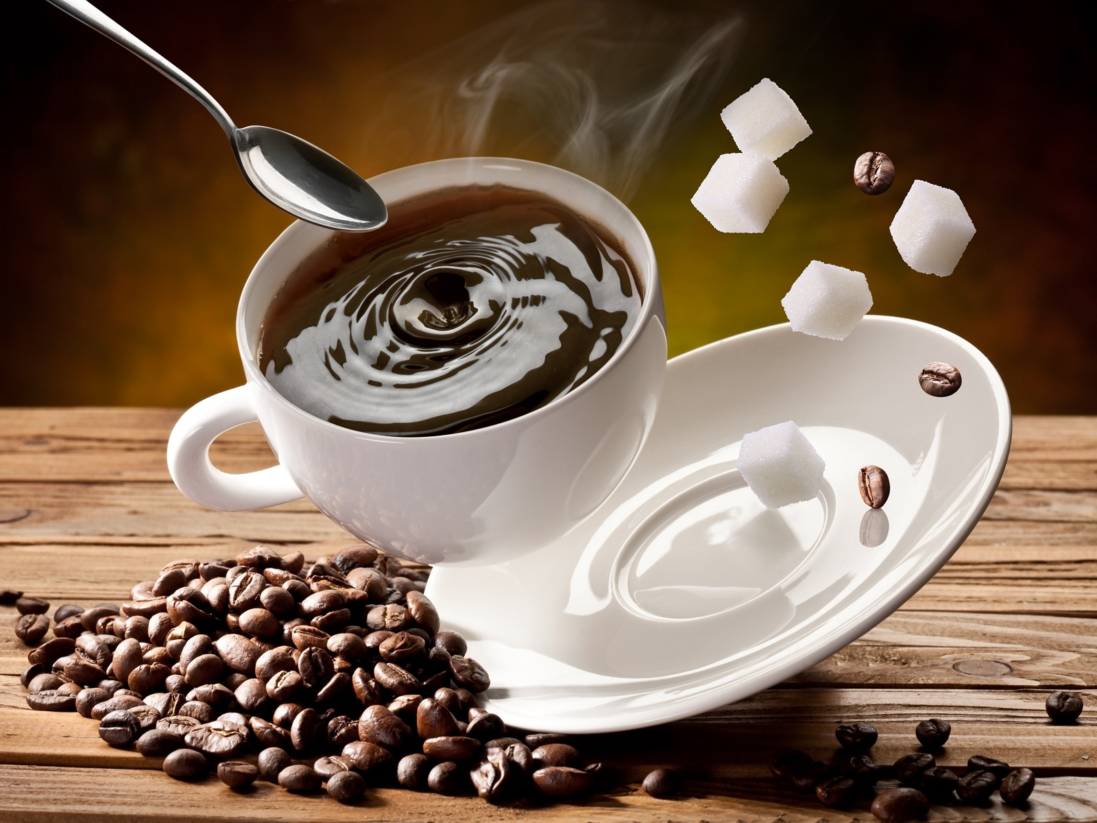 Good Evening Wallpapers With Coffee