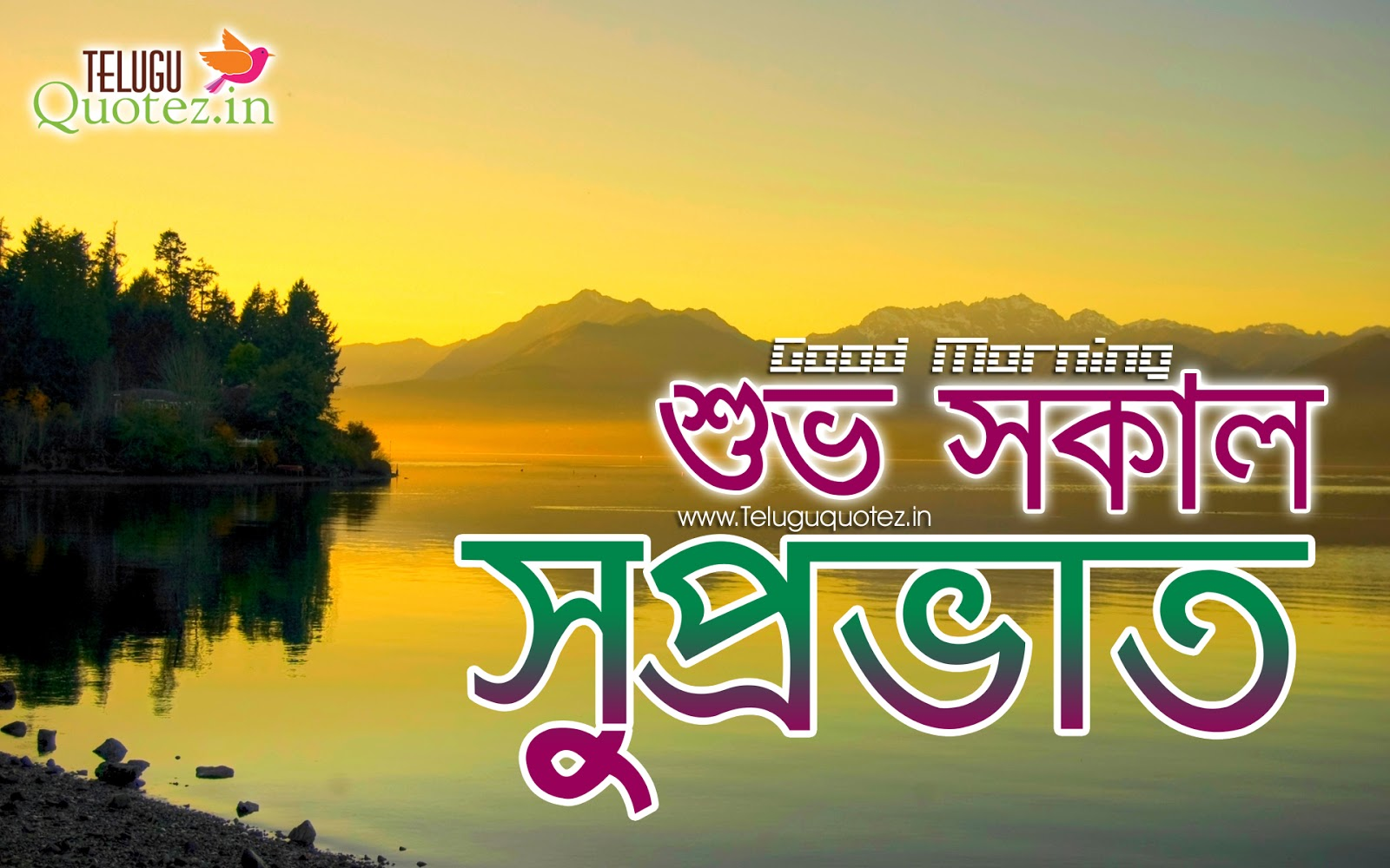 Imágenes De Good Morning Sms In Bengali Version