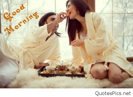 Download Good Morning Couple Wallpaper Gallery