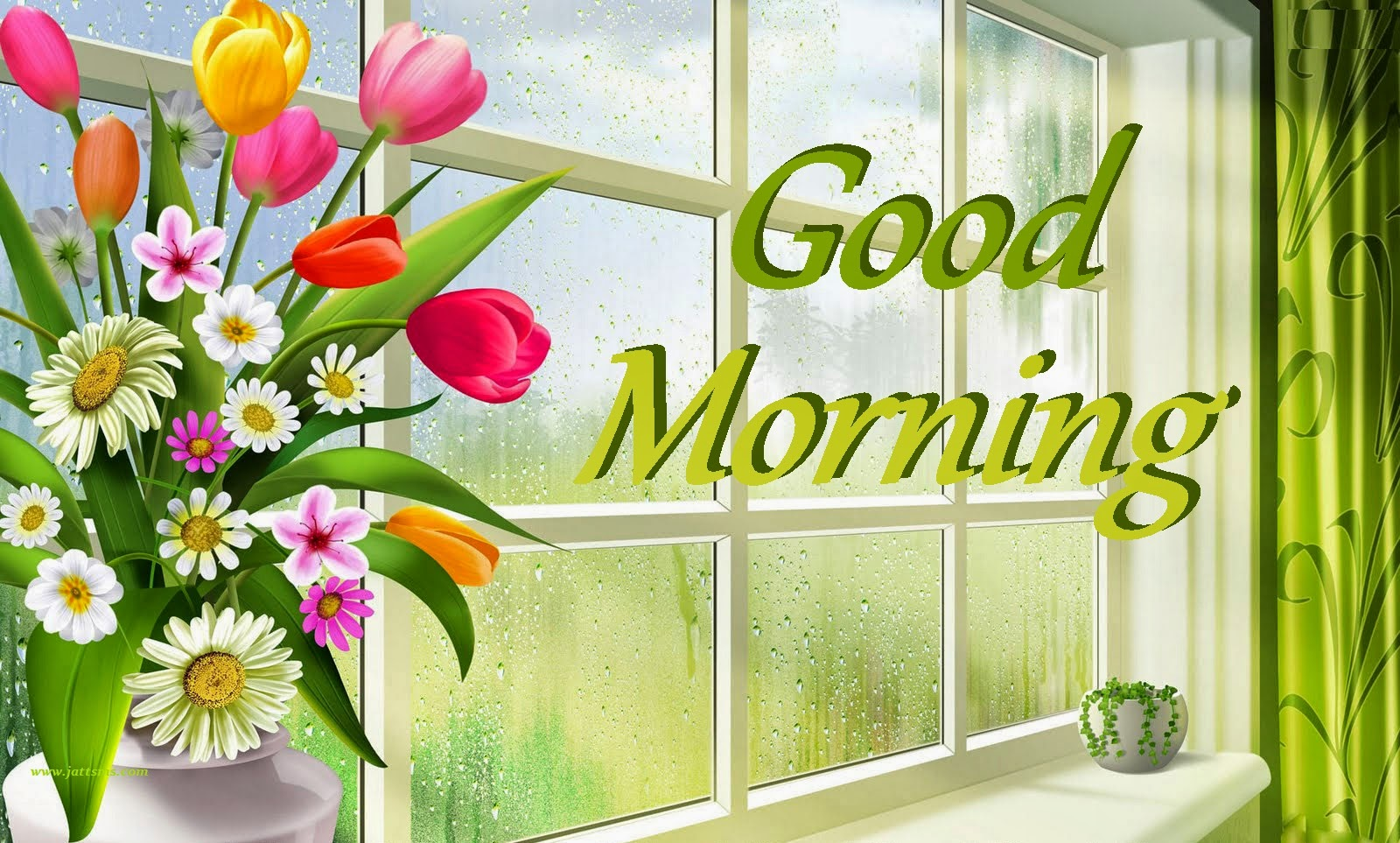 Good Morning Latest Wallpaper Download