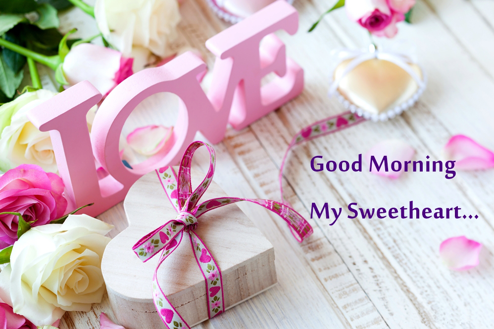 Good Morning Love Wallpaper Download