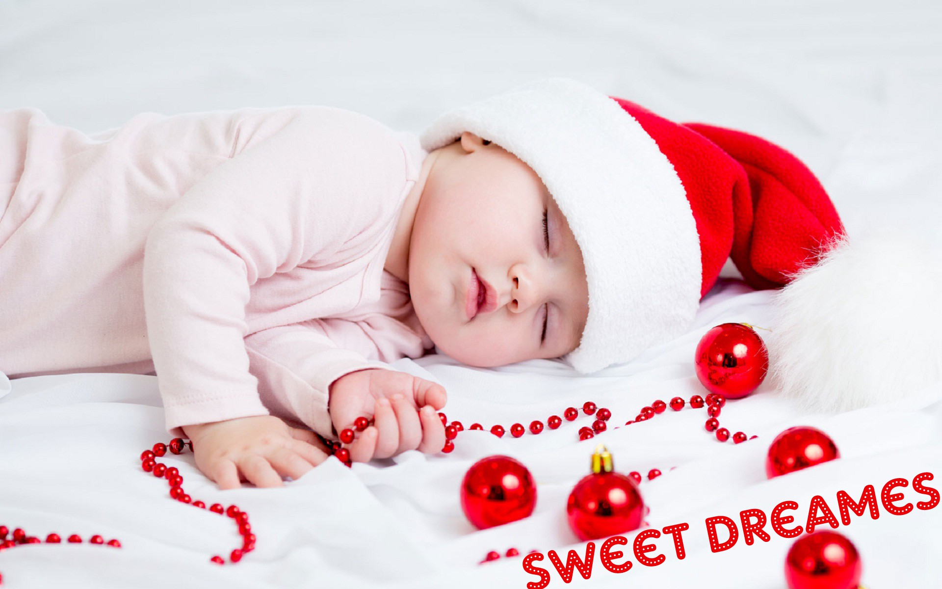 download good night wallpaper with cute baby gallery